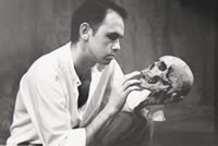 Hamlet by William Shakespeare - Perfomed by the Galleon Theatre Company at the Greenwich Playhouse