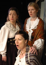 The Heiress of the Cane Fields performed at the Greenwich Playhouse by the Galleon Theatre Company